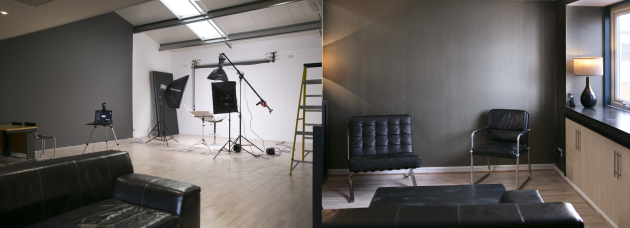 Kent commercial photography studios